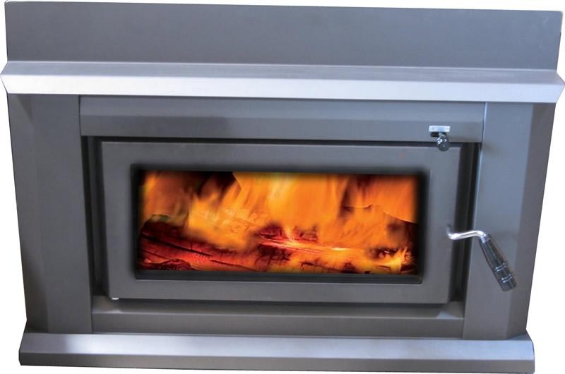 New Wood Burning Fireplace Insert Heating Stove 70 000 BTU